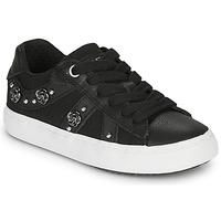 Skor Flickor Sneakers Geox J KILWI GIRL Svart