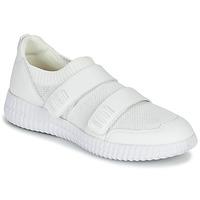 Skor Dam Sneakers Geox D NOVAE Vit
