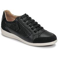 Skor Dam Sneakers Geox D MYRIA Svart