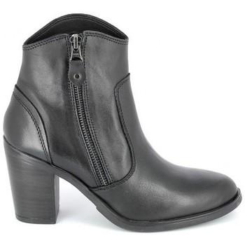 Skor Dam Stövletter Porronet Boots Acap Noir Svart