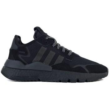 Skor Barn Sneakers adidas Originals Nite Jogger J Svarta