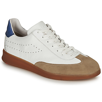 Skor Herr Sneakers Lloyd BABYLON Vit