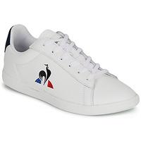 Skor Barn Sneakers Le Coq Sportif COURTSET GS Vit