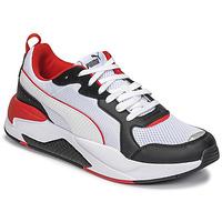Skor Herr Sneakers Puma X-RAY Vit / Svart / Röd