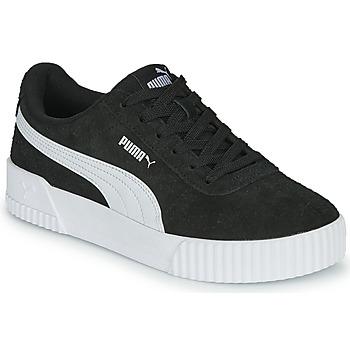 Skor Dam Sneakers Puma CARINA Svart