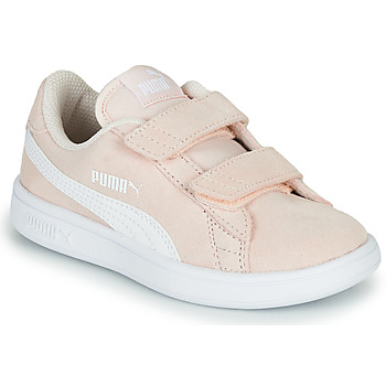 Skor Barn Sneakers Puma Puma Smash v2 SD V PS Rosa