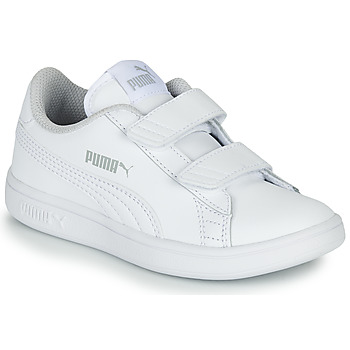 Skor Barn Sneakers Puma Puma Smash v2 L V PS Vit
