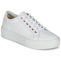 Skor Dam Sneakers Vagabond Shoemakers ZOE PLATFORM Vit