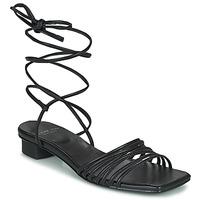 Skor Dam Sandaler Vagabond Shoemakers ANNI Svart