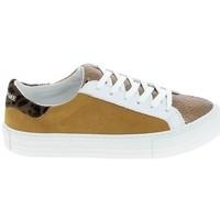 Skor Dam Sneakers No Name Arcade Bronze Safran Brun