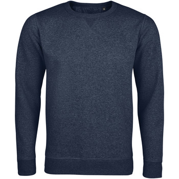 textil Herr Sweatshirts Sols SULLY CASUAL MEN Azul