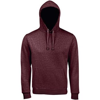 textil Herr Sweatshirts Sols SPENCER KANGAROO MEN Violeta