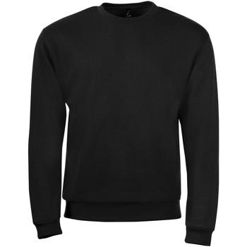 textil Herr Sweatshirts Sols SPIDER CITY MEN Negro