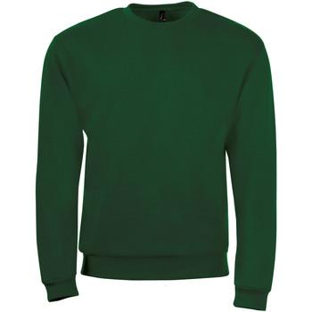 textil Herr Sweatshirts Sols SPIDER CITY MEN Verde