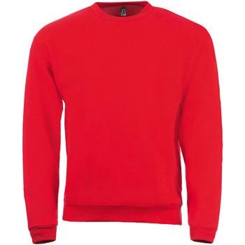 textil Herr Sweatshirts Sols SPIDER CITY MEN Rojo
