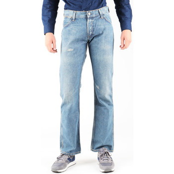 textil Herr Raka byxor Wrangler Dayton W179EB497 blue