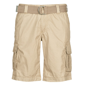 textil Herr Shorts / Bermudas Teddy Smith SYTRO 3 Beige