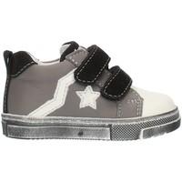 Skor Barn Höga sneakers Balocchi 991271 Grey