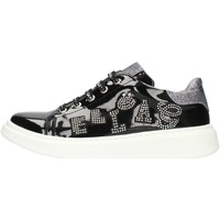 Skor Dam Sneakers GaËlle Paris G011 Black