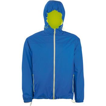 textil Vår/höstjackor Sols SKATE HIDRO SPORT Azul