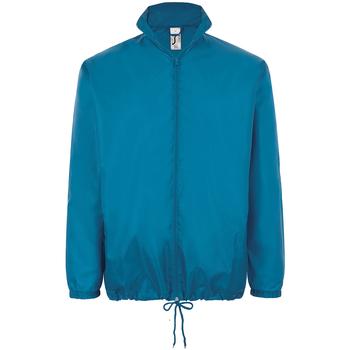 textil Vår/höstjackor Sols SHIFT HIDRO SPORT Azul