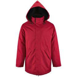 textil Dam Parkas Sols ROBYN PADDED LINING WOMEN Rojo