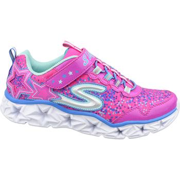 Skor Barn Sneakers Skechers Galaxy Lights 10920L-NPMT