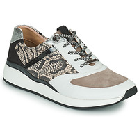 Skor Dam Sneakers JB Martin 1KALIO Vit / Beige / Svart