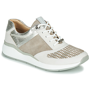 Skor Dam Sneakers JB Martin 1KALIO Beige / Vit / Silver
