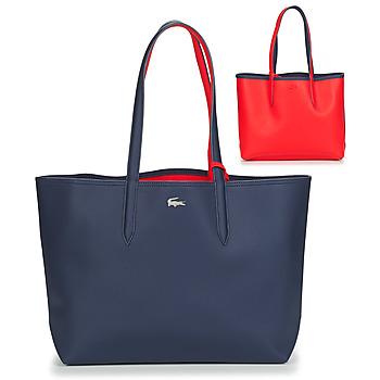 Väskor Dam Shoppingväskor Lacoste ANNA Marin / Röd