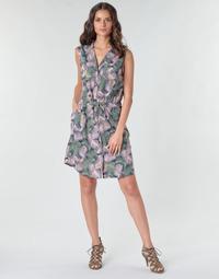 textil Dam Korta klänningar Deeluxe NESSI Flerfärgad