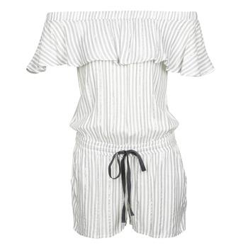 textil Dam Uniform Deeluxe FAYME Vit / Blå