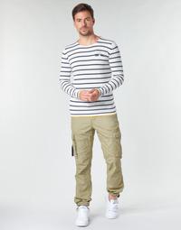 textil Herr Cargobyxor Deeluxe TROPERY Kaki