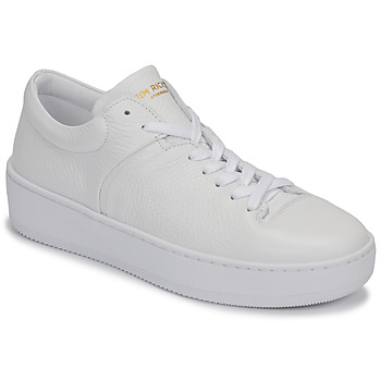 Skor Dam Sneakers Jim Rickey CLOUD FAT Vit