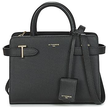 Väskor Dam Handväskor med kort rem Le Tanneur EMILIE Svart