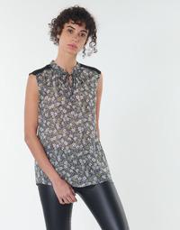 textil Dam Blusar Ikks BQ11015-57 Flerfärgad