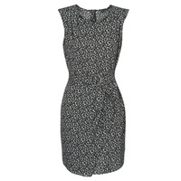 textil Dam Korta klänningar Ikks BQ30045-03 Svart