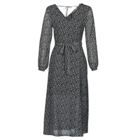 textil Dam Långklänningar Ikks BQ30085-02 Svart