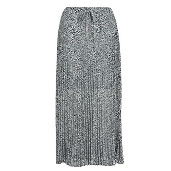 textil Dam Kjolar Ikks BQ27075-30 Svart / Vit