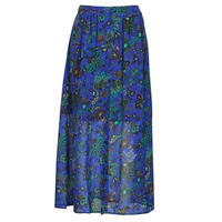 textil Dam kjolar One Step ALIZE Blå / Grön