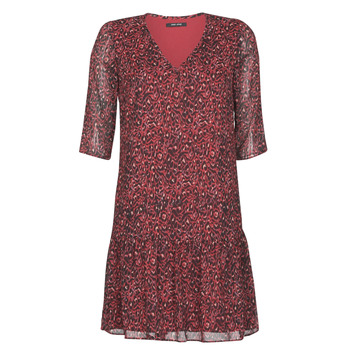 textil Dam Korta klänningar One Step RINDA Bordeaux
