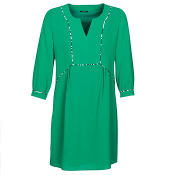 textil Dam Korta klänningar One Step RUFINO Grön
