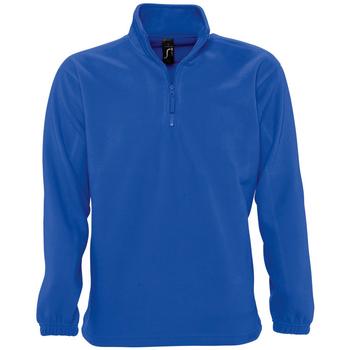 textil Fleecetröja Sols NESS POLAR UNISEX Azul