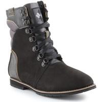 Skor Dam Boots Columbia Twentythird Ave WP Mid Svarta