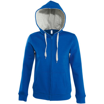 textil Dam Sweatshirts Sols SOUL WOMEN SPORT Azul