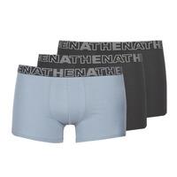 Underkläder  Herr Boxershorts Athena BASIC COLOR Svart / Grå / Svart