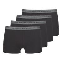 Underkläder  Herr Boxershorts Athena BASIC COTON Svart
