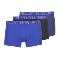 Underkläder  Herr Boxershorts Athena BASIC COLOR Blå
