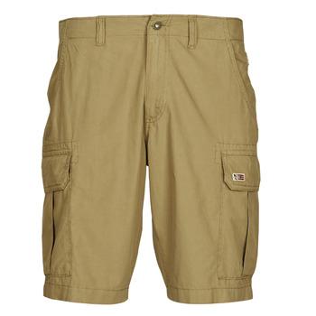 textil Herr Shorts / Bermudas Napapijri NOTO 4 Kamel