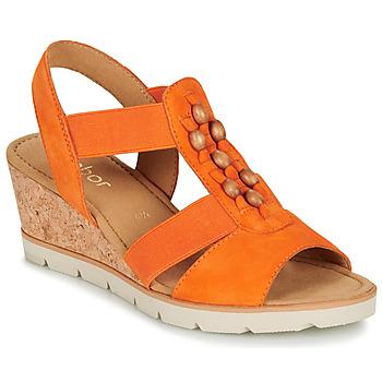 Skor Dam Sandaler Gabor KALINA Orange
